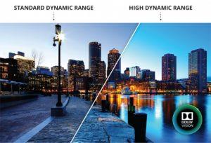HDR 10 vs HDR 12 dolby vision