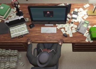 GTA Online Import Export Office Money Desk