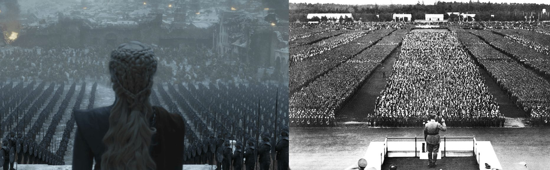 Dany Hitler comparison