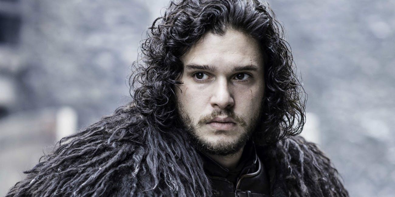 Jon snow as the hero