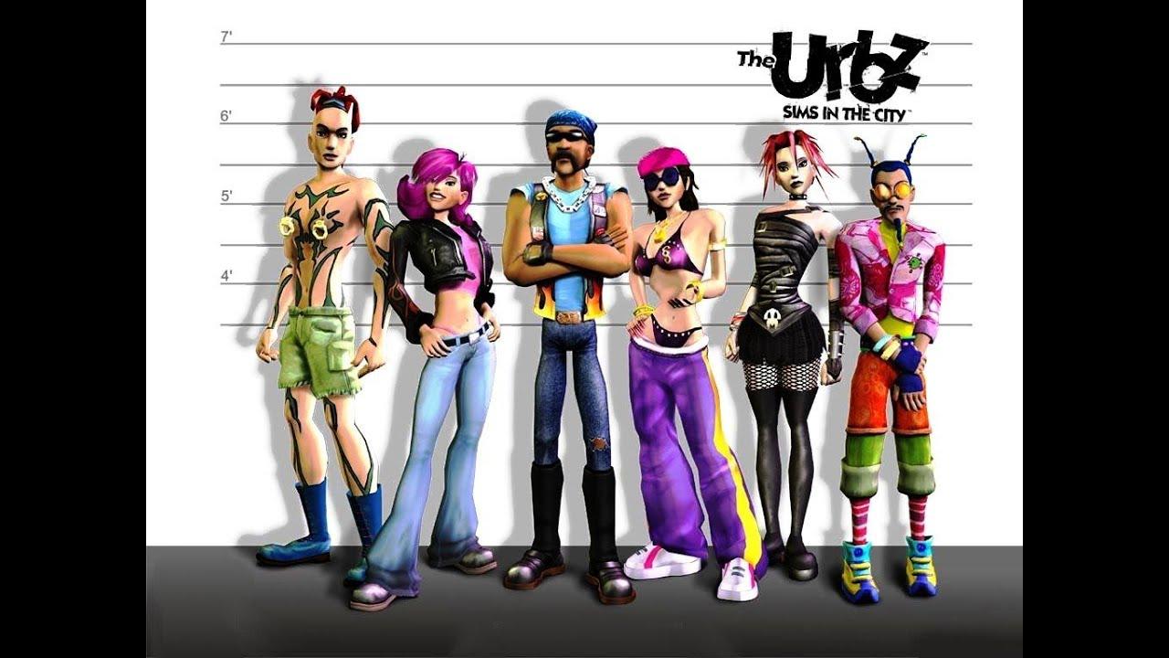 Sims Urbz