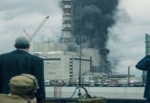 Chernobyl on Sky odd accents