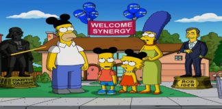 Simpsons Disney deal Simpsons Movie II