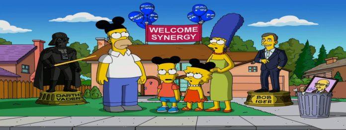 Simpsons Disney deal Simpsons Movie II