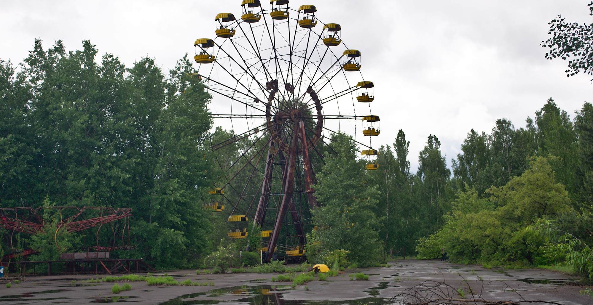 Can You Visit Chernobyl? And 5 Other Questions From The Show