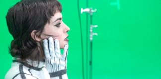 Meg Myers music video