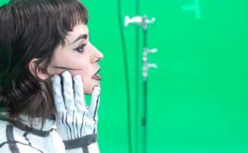 Meg Myers music video