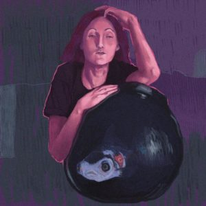 Patricia Lara artwork and interview