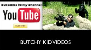 Big Foot exclusive with Butchy Kid