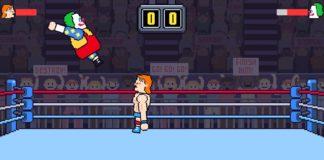 Wrestling games