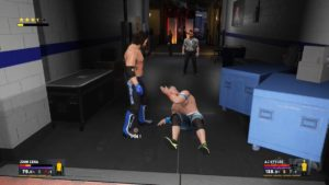 wwe2k20 backstage brawl The Smackdown Hotel