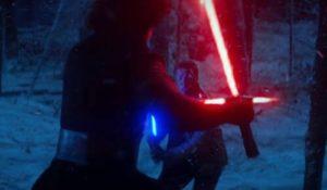 Best Lightsaber Battles: Kylo Ren v Finn