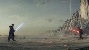 Best Lightsaber Battles: Kylo Ren v Luke