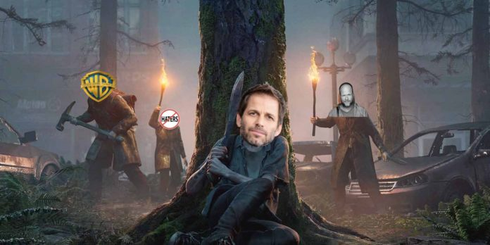 Last Of Us 2 Meets Snyder Cut