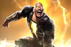 Upcoming Superhero Movie: Black Adam