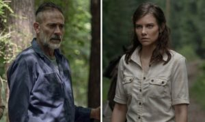 The Walking Dead: Maggie and Negan