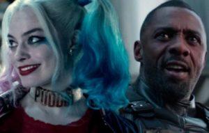 Upcoming DC superhero movie stars Margot Robbie and Idris Elba