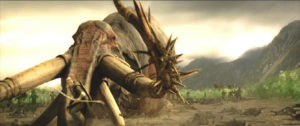Best Lord of the Rings Fights: Legolas vs Mumakil