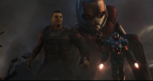 Ant-Man becomes Giant-Man