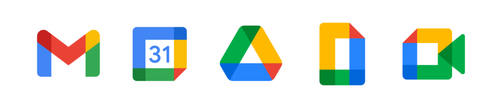 Google's apps got a facelift to indicate the shift to Google Workspace