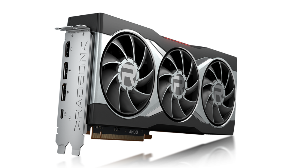 RX 6800 XT part of the AMD RX 6000 series