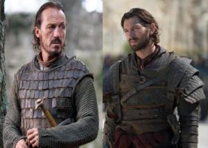 Bronn and Daario