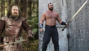 Robert Baratheon and The Mountain