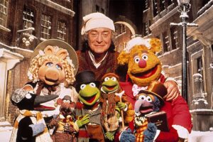 Michael Caine and the muppets