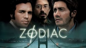 The poster for Zodiac, Fincher's best movie?