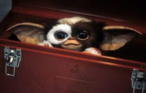 Gizmo from Gremlins