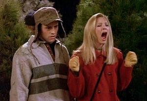 Joey and Phoebe!
