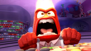 Anger from Inside Out