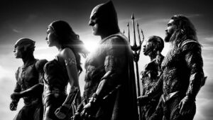The Justice League Snyder Cut
