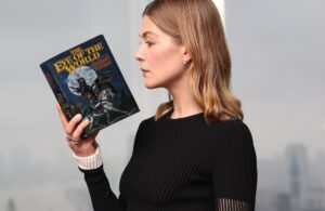Rosamund Pike will star in The Wheel Of Time