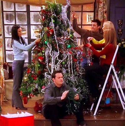 The best Friends Christmas episodes