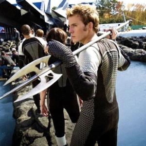Hunger Games tribute Finnick Odair