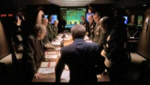 The West Wing Situation Room