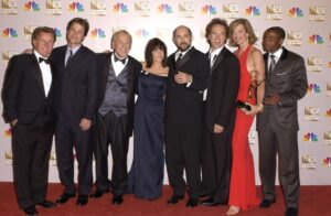 The West Wing cast