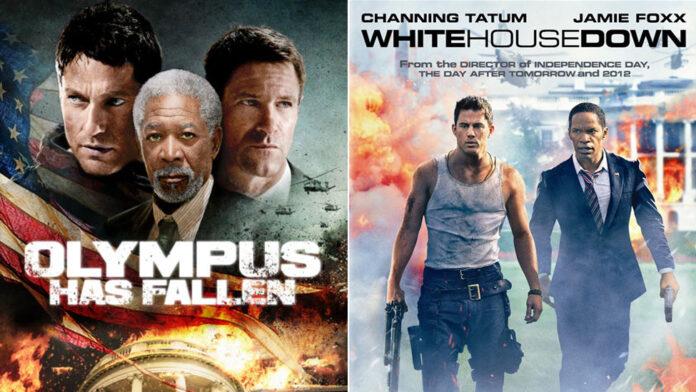 Olympus Has Fallen vs White House Down