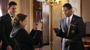 White House Down: President Sawyer