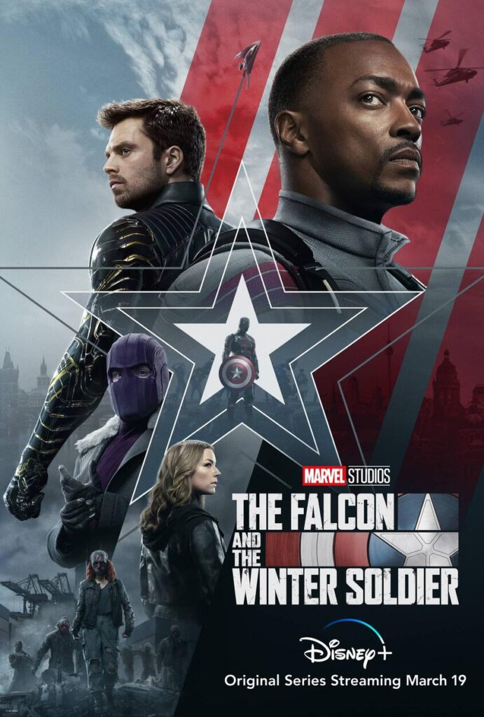 Falcon and the Winter Soldier on Disney Plus