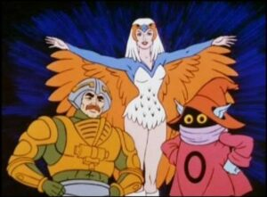 He-Man's allies