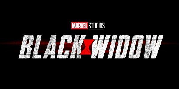 Black Widow movie logo