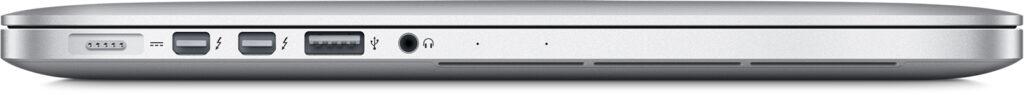 2012 MacBook Pro ports