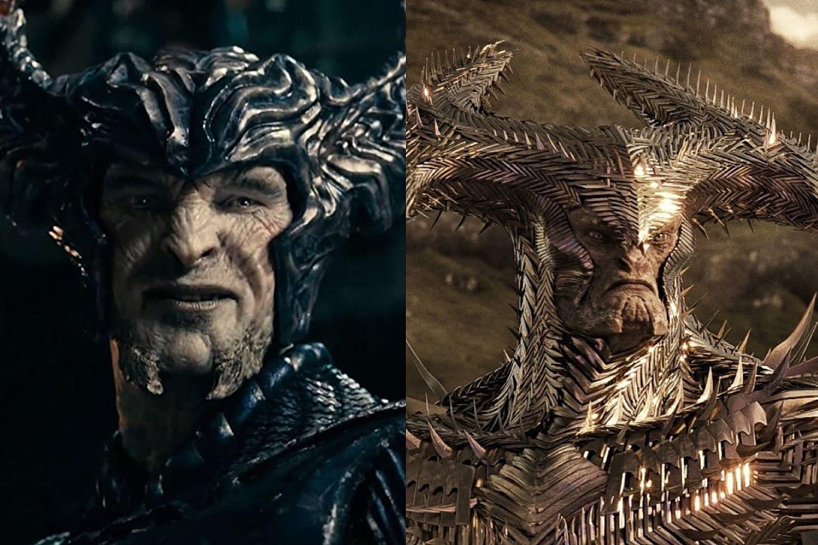 Steppenwolf comparison