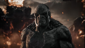 Darkseid, another villain in Zack Snyder's Justice League