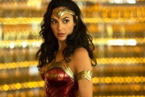 Wonder Woman, played by Gal Gadot.