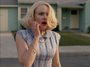 Alison Pill is the face of white evil in Amazon's Them