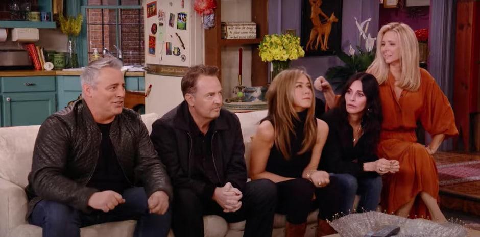 Quiz contestants on Friends: The Reunion