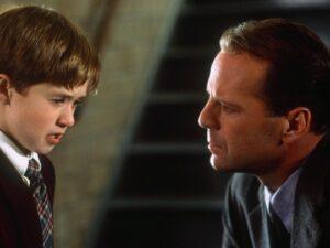 Shot from The Sixth Sense